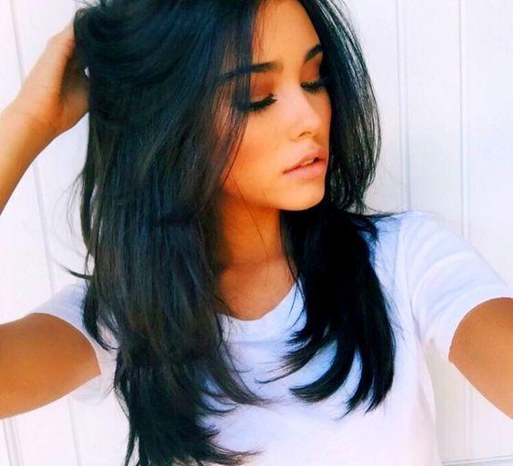 qu cortes de pelo se pueden hacer en el pelo medio cortes de pelo para pelo medio sin flequillo - Cortes De Pelo Medio