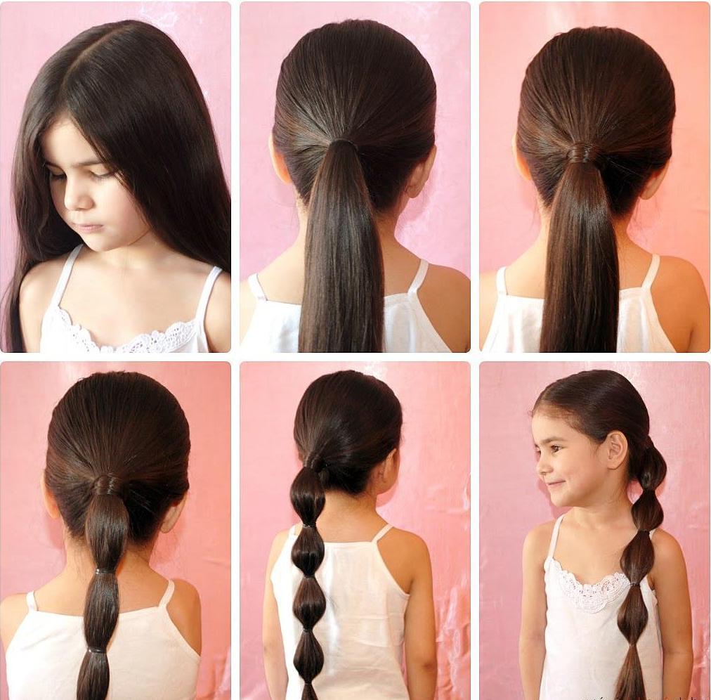 Frisur Für Mädchen Leicht Festliche Frisuren Für Mädchen