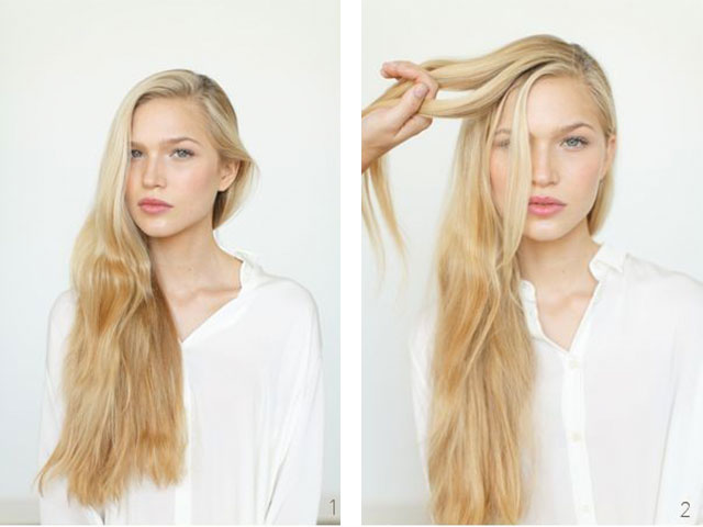 Frisuren Für Kurze Haare Für Jeden Tag Machen Es Selbst