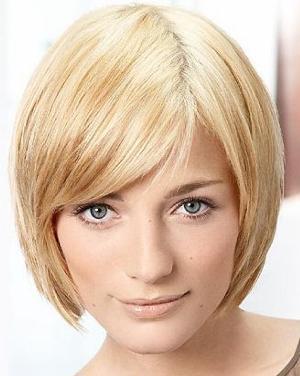Kurzer Haarschnitt Für Ein Rundes Gesicht Merkmale Der Bob