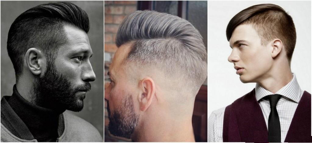 Как называется женская причёска с выбритыми висками