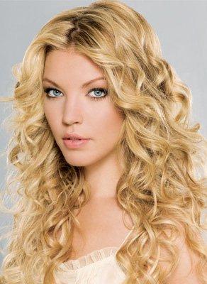 Schicke Frisuren Locken Haar Mit Locken Für Langes Haar Exklusive