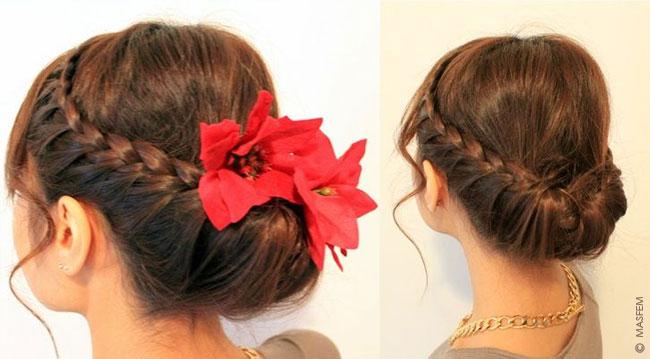 Прически плетение с челкой Вечерние прически с косами искусство  Прически плетение с челкой Вечерние прически с косами искусство плетения