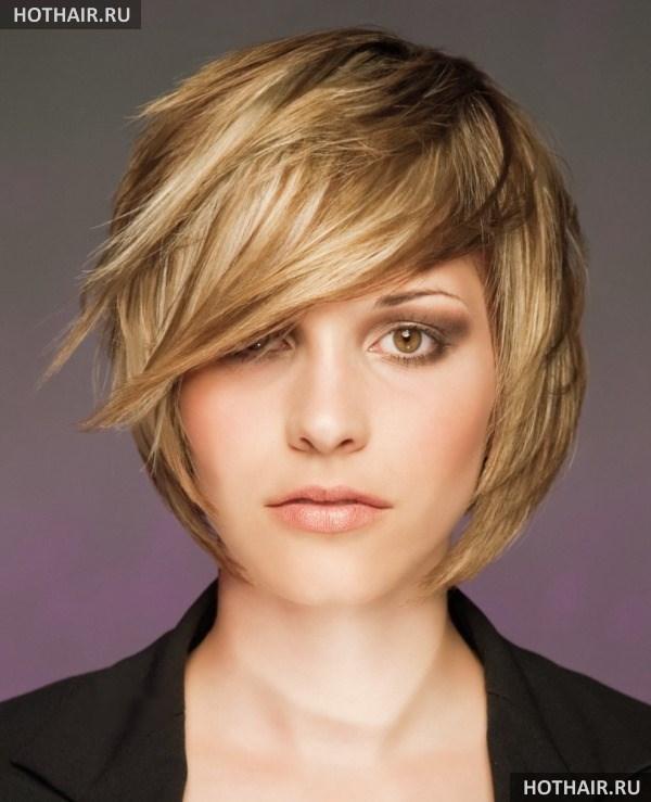 Los Peinados Mas De Moda Para El Pelo Corto - Pelo-corto-de-moda
