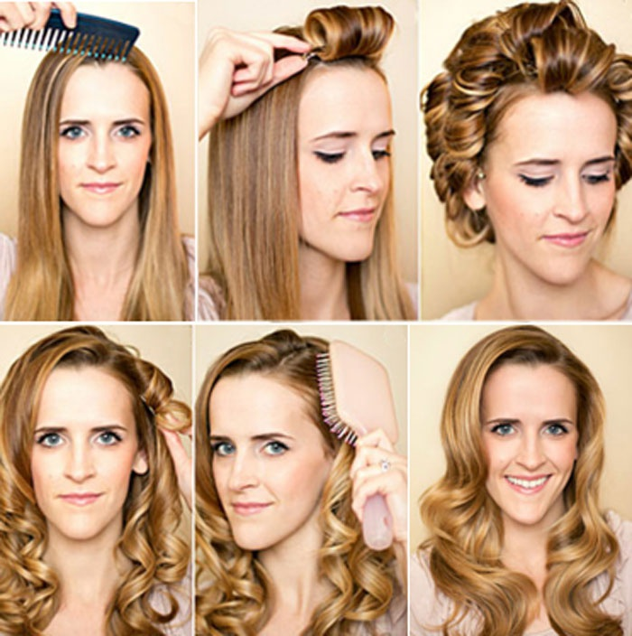 Волосы гофре: модно или нет, как сделать на длинные 67